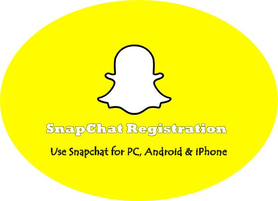 SnapChat Registration for New Account   Snapchat Download App for PC &…