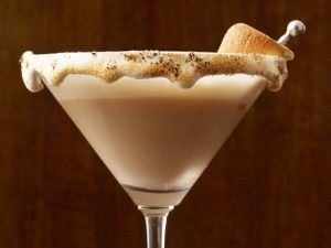 OMG! S'Mores Martini~