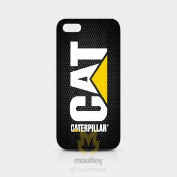New CAT Caterpillar Logo iPhone 4/4S 5/5S 5C Hardcase