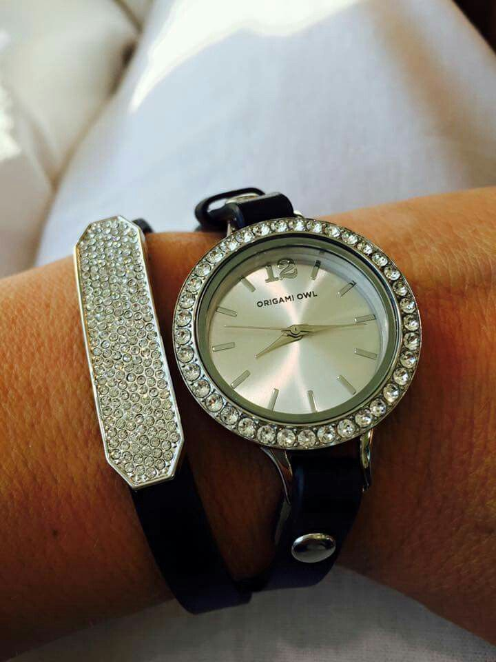 WOTD!  Yes origami owl now has watches! Gorgeous!