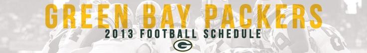 Packers.com   Season Schedule