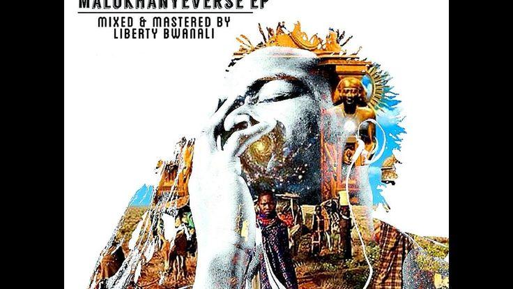 Mawanda Faniso  - Malukhanyeverse EP1  Ft Lonwabo & Liberty Bwanali