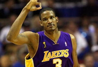 Trevor Ariza - oh yeah, i do love him even though not Linsanity