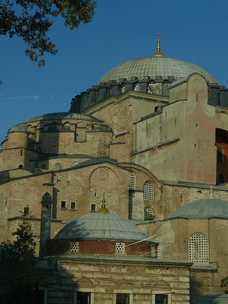 Santa Sofia- Istambul