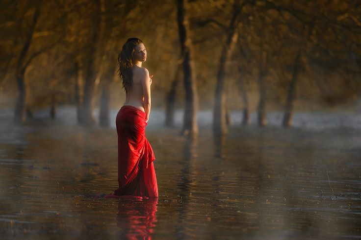 The bather II by Christos Lamprianidis on 500px
