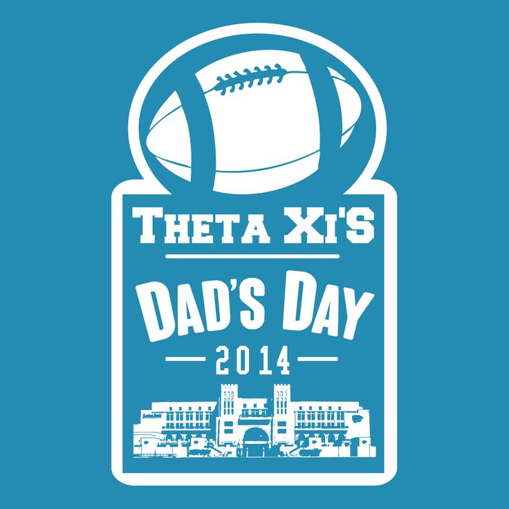 Theta Xi Dad's Day