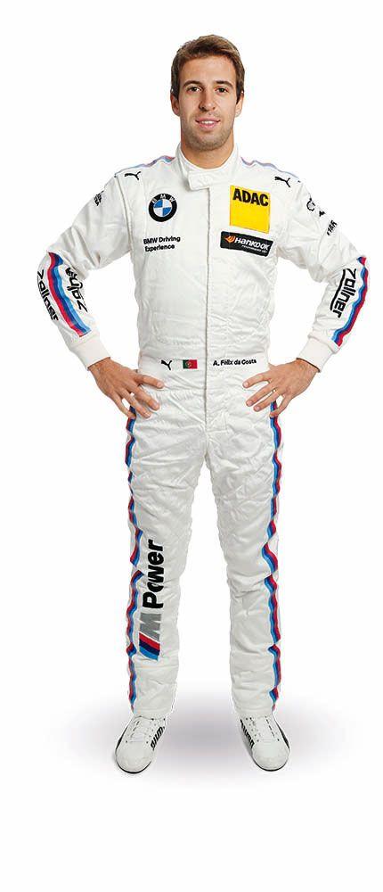 António Félix da Costa fährt 2016 für das BMW Team Schnitzer in der DTM