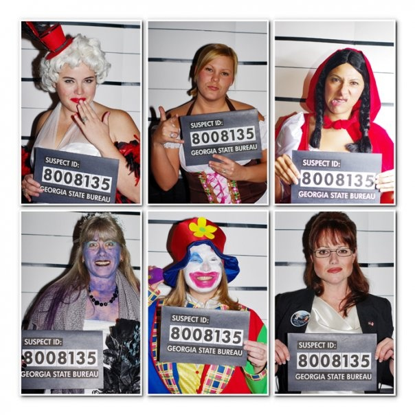Police Photo Booth