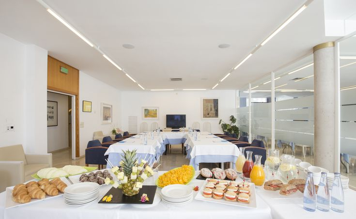 Conference and Meeting Room - Canyamel Park Hotel & Spa #Conferences #MeetingRoom #CoffeeBreaks #Bussiness #Hotel #Food #Canyamel #Capdepera #Mallorca