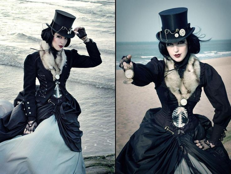 Victorian Hair Styles: Steampunk Womens Hat - Google Search