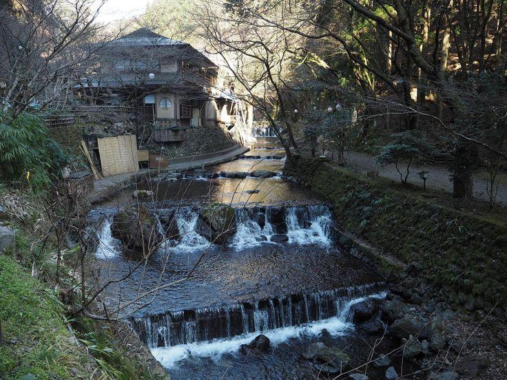 Kuuman veden Kioto – japanilaista kylpylää kannattaa kokeilla kaupunkilomallakin - Matkailu - Matka - Helsingin Sanomat