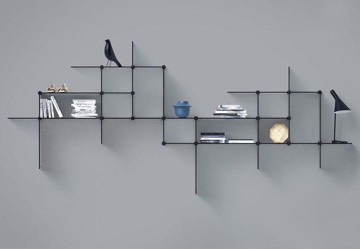 24 moderne og skulpturelle reoler   Bobedre.dk
