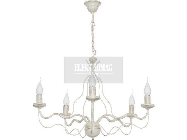 Nowodvorski Lampa wisząca Silit V zwis 4567 : Lampy wiszące metalowe : Sklep internetowy Elektromag (#cottage #lamp)
