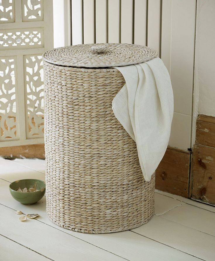 52 Best Laundry Baskets And Waste Bins Images On Pinterest