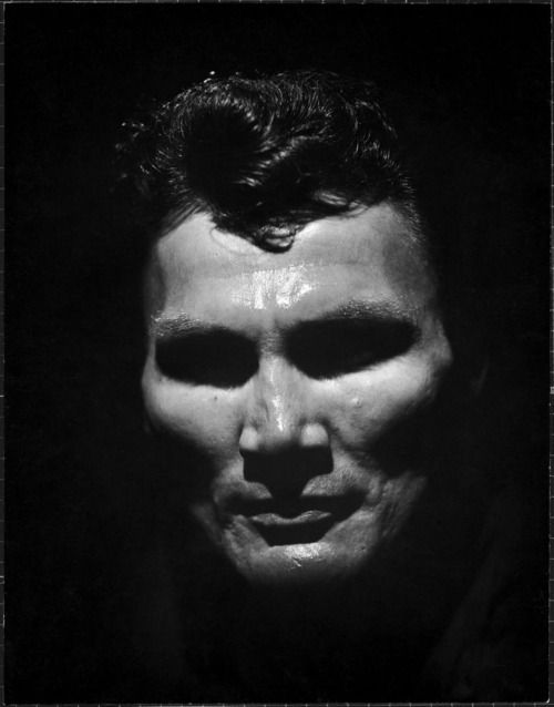 """""""One of the most important reasons for living is to do something - live outside of yourself and put together an idea, an idea that you want to explore and then complete... Awaken your creative sensitivities!"""" ~ Jack Palance, 1950s"""
