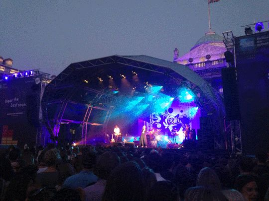 Somerset House Summer series gigs -Jesse Ware