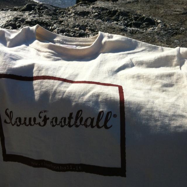 Slowfootballwear on the beach! Le Ginestre (ts) very slowfootball place for swimming