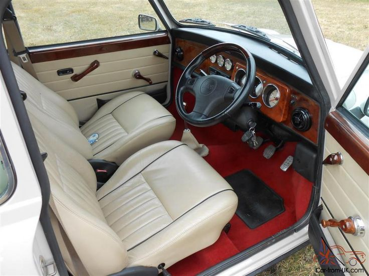124 Best Mini Interior Images On Pinterest Classic Mini