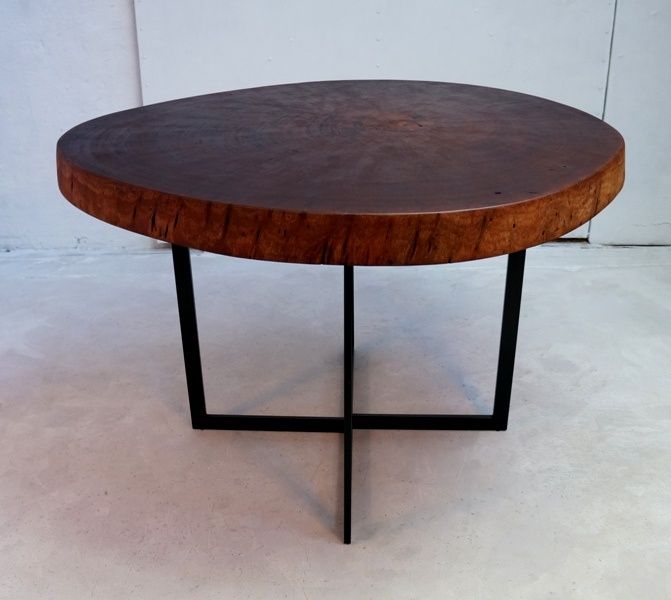 BAUHAUS / VINTAGE TEAK TABLE, DESIGN 50/60 (3079797029)   Allegro.