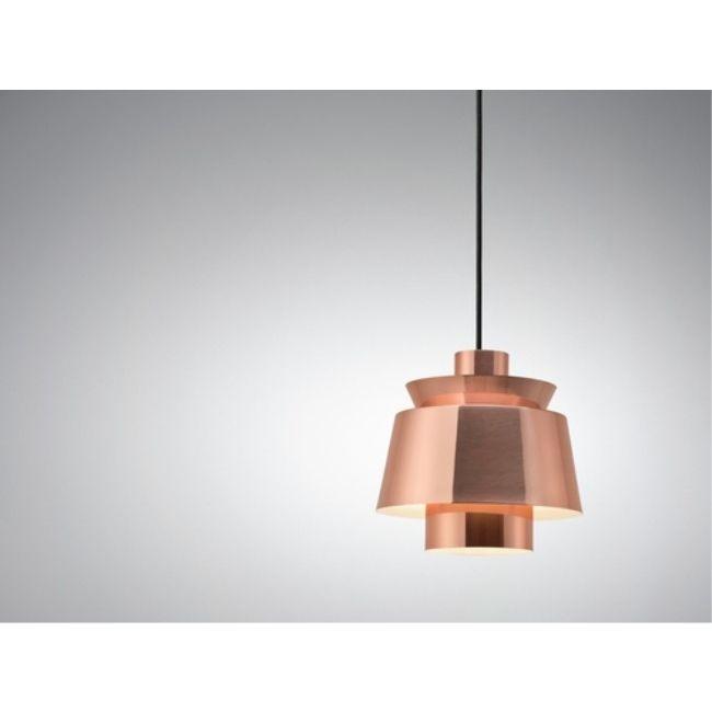 Utzon Lampa JU1 Koppar - danskdesign.nu
