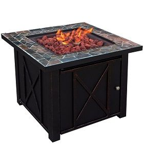Propane Gas Fire Pit Table Firepit Outdoor Fireplace eBay HOT Deals Today has the lowest price deal for Propane Gas Fire Pit Table Firepit Outdoor Firepla