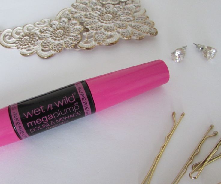 Review of Wet N Wild's MegaPlump Double Threat Mascara