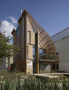 A net zero home in the UK. Via Jetson Green.
