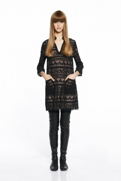 collette by Collette Dinnigan Twiggy Lace Dress