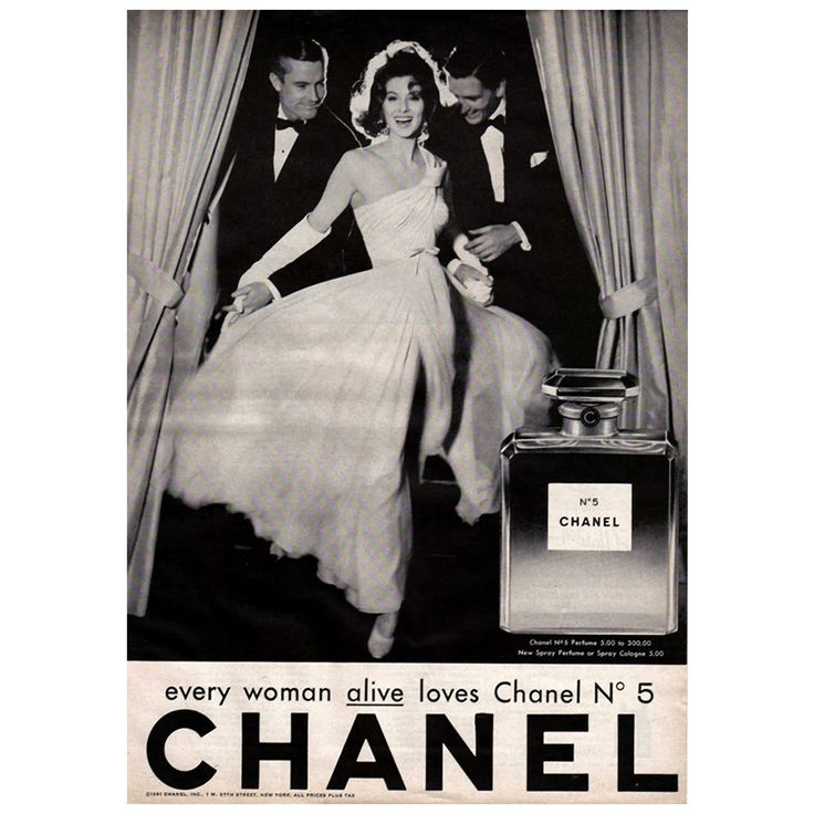 Chanel N.5 Every Woman | A3 Print by High Fashion Accents on THEHOME.COM.AU