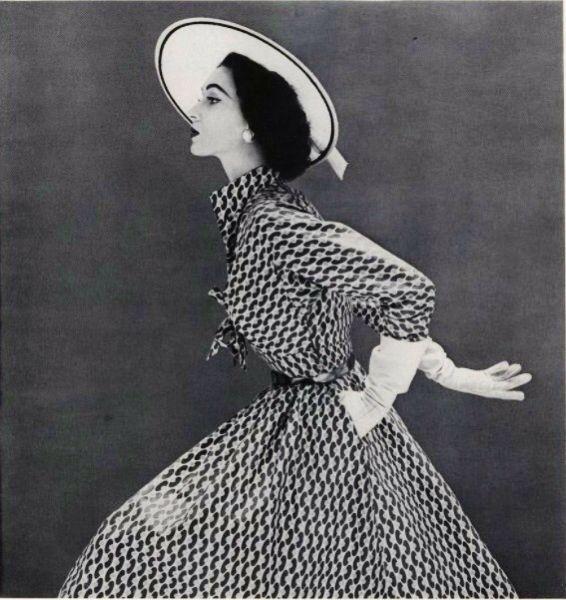 50s fashion, simply beautiful :)