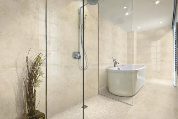 Bathroom Porcelain Tile Ideas