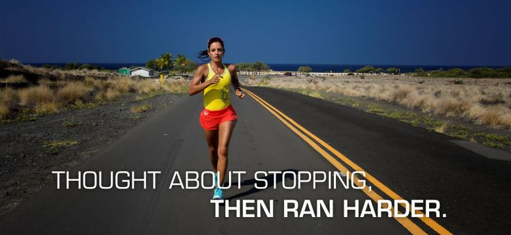 Run hard- The hard runs are the best for you.