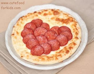Cute idea for a Valetine's Day Dinner for the Kids