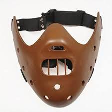 Image result for hannibal lecter mask