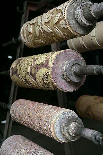 Textile Fabric Rollers