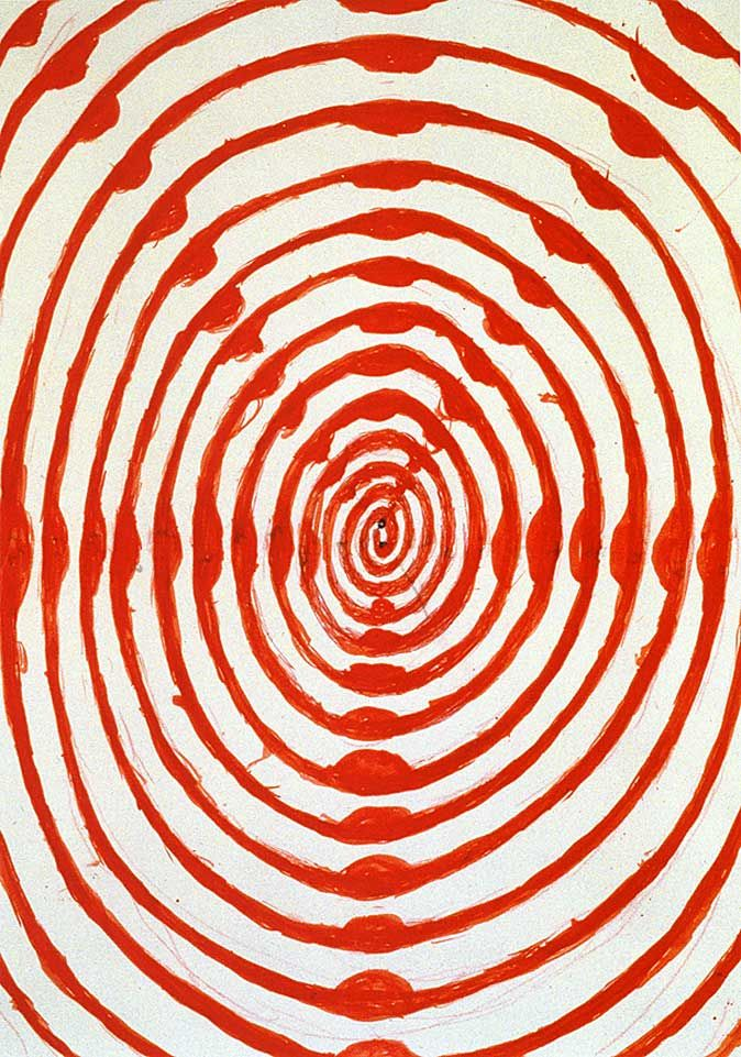 Louise Bourgeois, Spiral, 1994