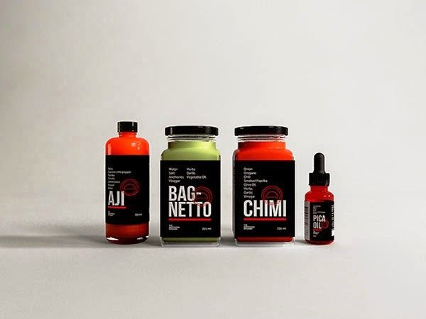 Desain Kemasan Makanan Saus Sambal - Sauces Tek oleh Bardo design