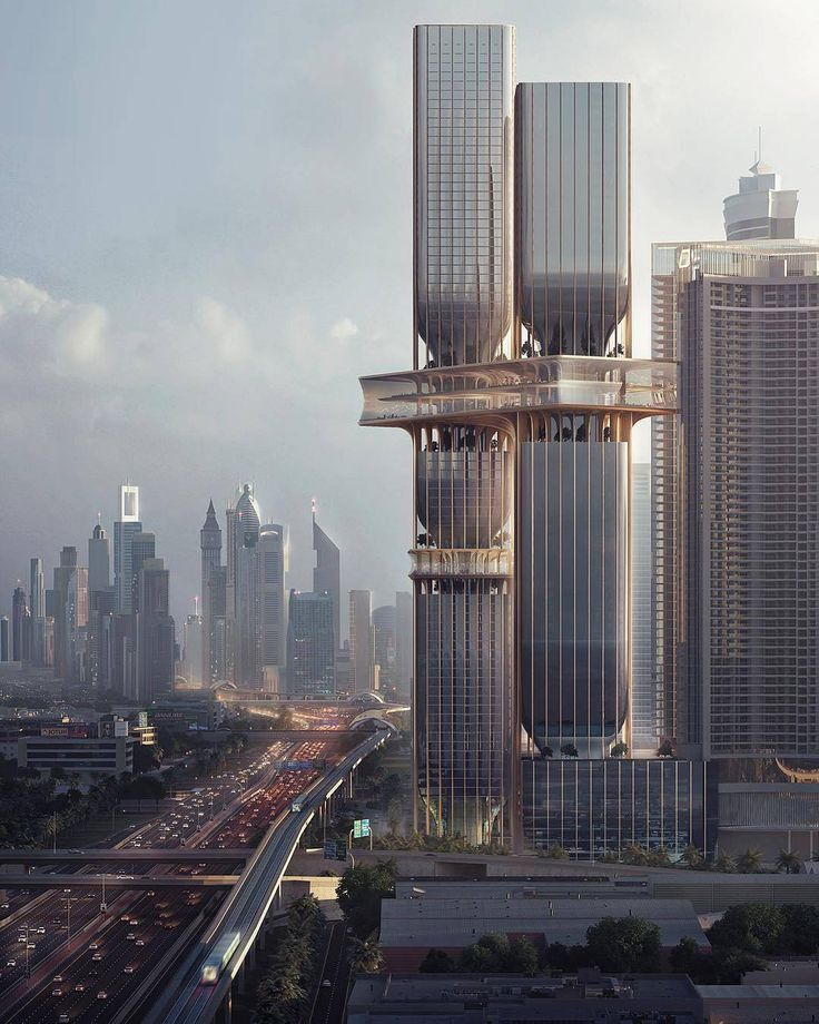 Amazing Architecture Magazine: 7 Best Saint-Gobain Tower Project Images On Pinterest