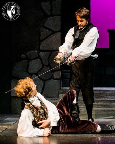 Passie - Acteren - Theater - Theatre Siena presents Fortinbras, November 2013