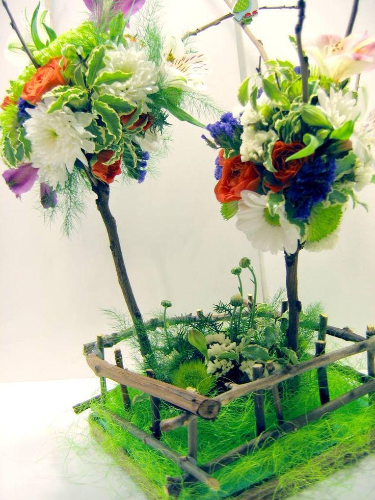 O gradina varateca in floare!