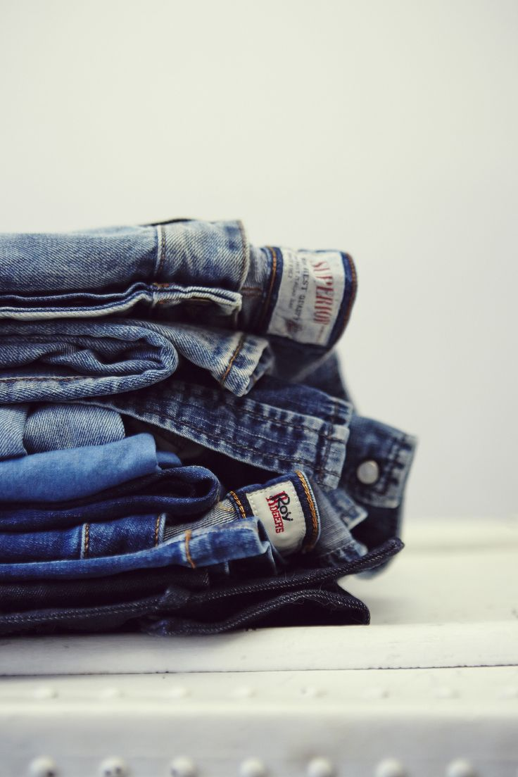 How many tons of jeans do we all have? Roy Roger's is a must #RoyRogersDenim #followtheR