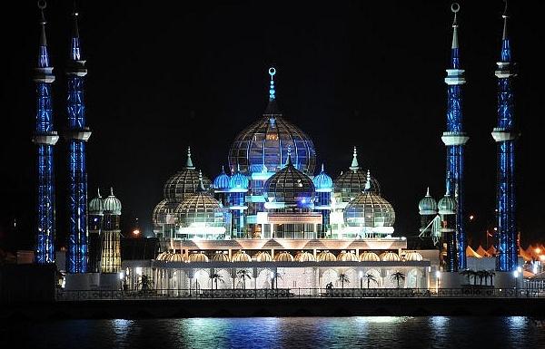 Crystal Mosque (Terengganu, Malaysia)