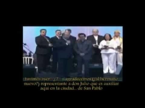 IGLESIA ADVENTISTA EN APOSTASÍA ABIERTA!- ECUMENISMO OMEGA - YouTube