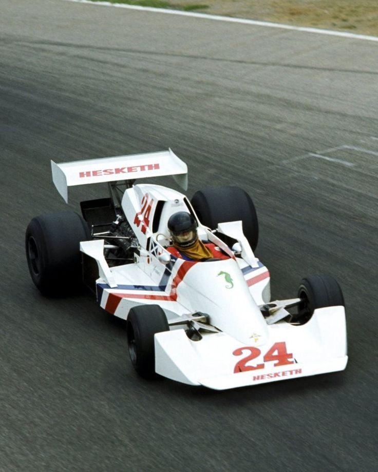 James Hunt/Hesketh 308C/Monza/1975