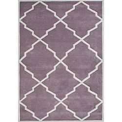 21 best living room purple accents images on pinterest for Rugs with purple accents
