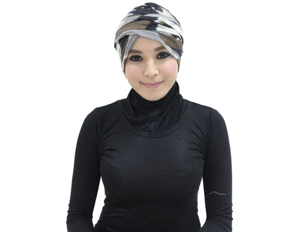 17 Best ideas about Hijab Style Tutorial on Pinterest | Hijab tutorial ...