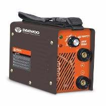 Soldador Electrico Inverter Daewoo Mini Dw 160 I-1 Mma