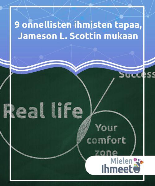 """9 onnellisten ihmisten tapaa, Jameson L. Scottin mukaan  """"Mitä on #onnellisuus ja miksi haluamme sitä?"""" Tämä kysymys on yhdestä Jameson L. Scottin kirjoittamasta luvusta kirjassa 9 Habits of #Happy People (suom. """"9 onnellisten# ihmisten tapaa"""", teosta ei kuitenkaan ole tiettävästi suomennettu).  #"""