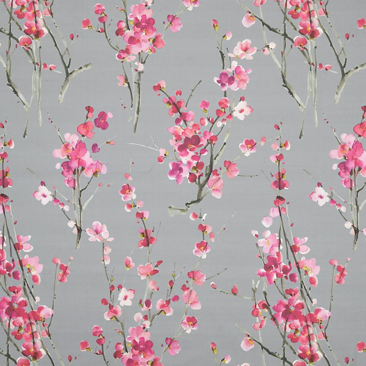 Buy Voyage Seville Blossom Curtain, Slate from our Made to Measure Curtains range at John Lewis. Free Delivery on orders over