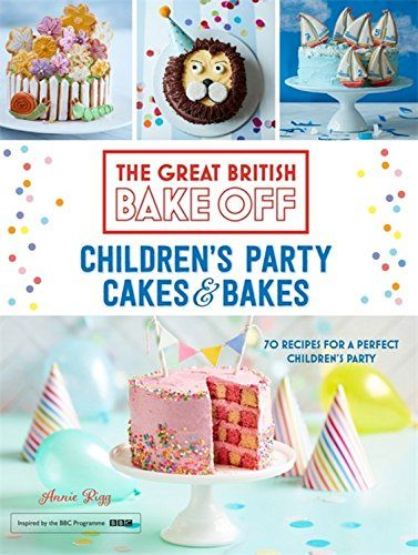 Best Great British Bake Off Party Ideas Images On Pinterest - Childrens birthday party etiquette uk